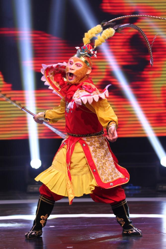 美猴王于尚,江苏卫视演出